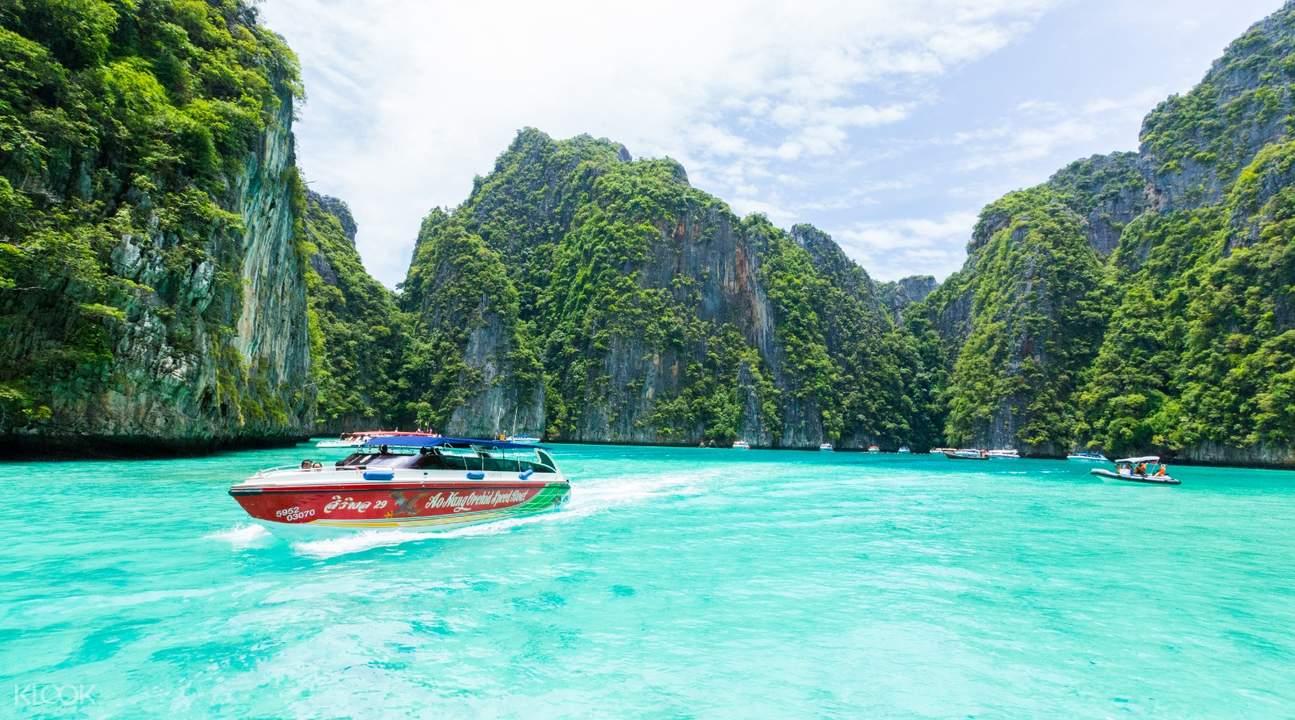 pileh cove phi phi island
